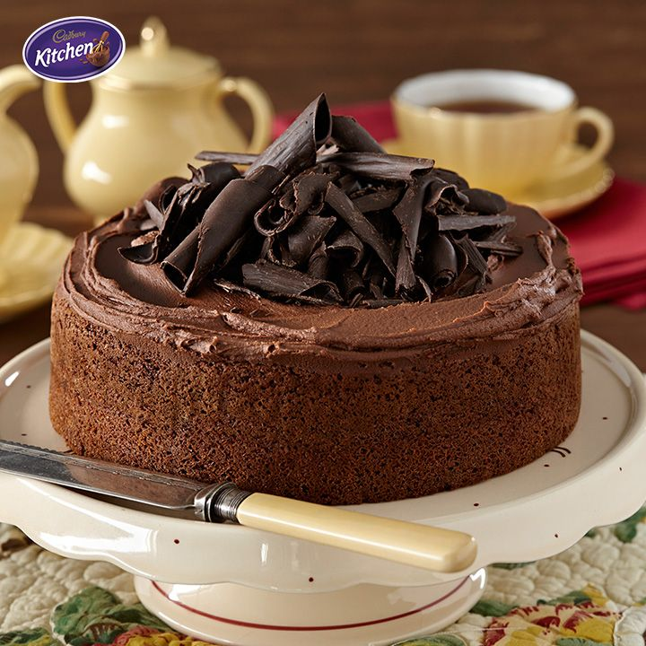 Little ones love to help out in the #kitchen and with this irresistible One Bowl #Chocolate #Cake it's easy to include everyone in the fun! To view the #CADBURY product featured in this recipe visit https://www.cadburykitchen.com.au/products/view/bournville-cocoa/