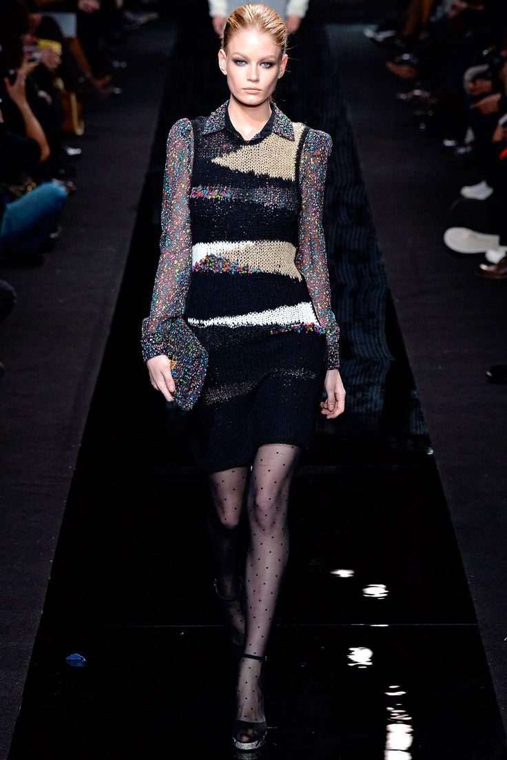 Diane von Furstenberg Fall 2015 Ready-to-Wear - Collection