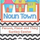 Nouns are a new concept for our first graders, but after a tour through these Noun Town activities and printables, no person, place or thing will r... $3.50
