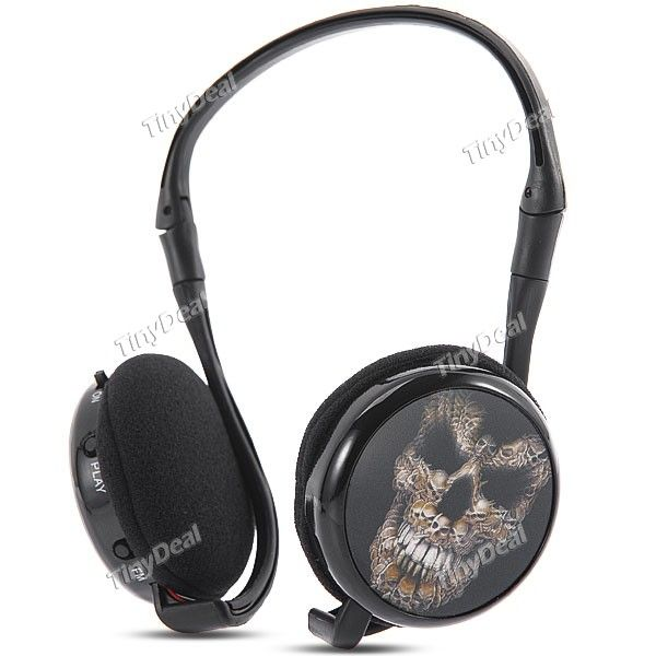 http://www.tinydeal.com/it/3d-skull-head-pattern-wirless-headset-headphone-mp3-music-player-p-108984.html 3D Skull Head Pattern Fashion Wirless Headset Sport Headphone MP3 Music Player with FM-Radio / TF Card Slot M-244159