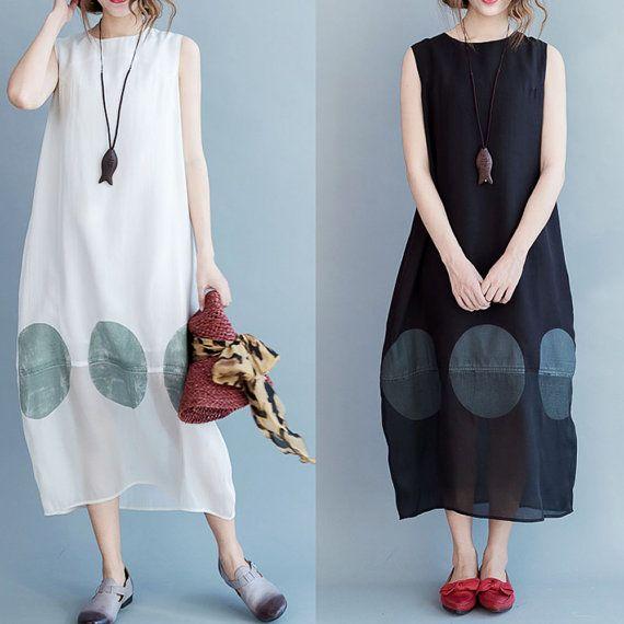 women fashion dress /women cotton dress/women black by babyangella