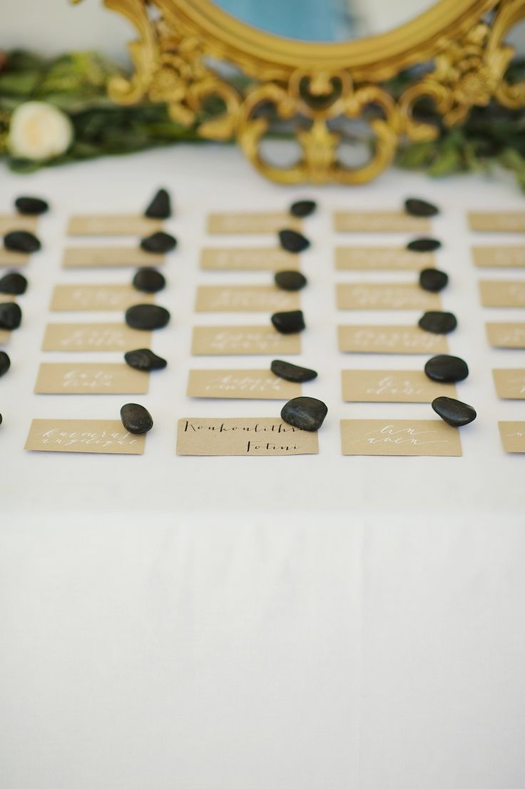 Seating Cards Place Cards