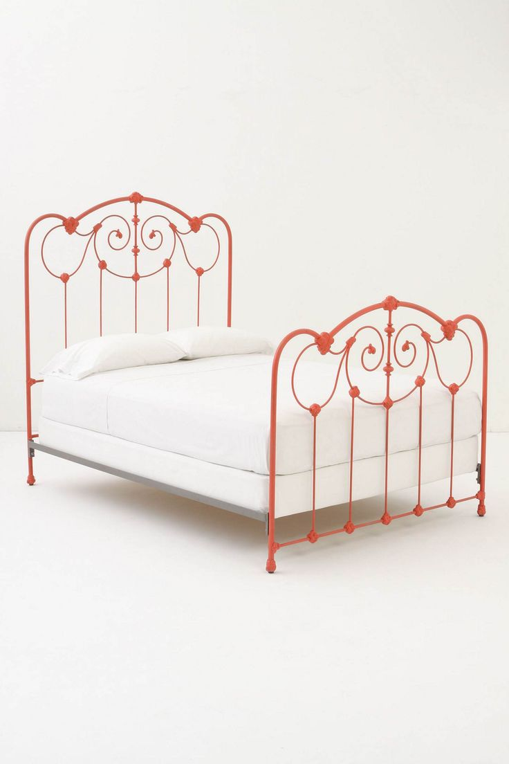 Antique french iron bed - 17 Best Images About Metal Beds On Pinterest Beds Twin Headboard And Guest Rooms