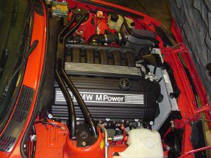BMW E30 M50 Swap