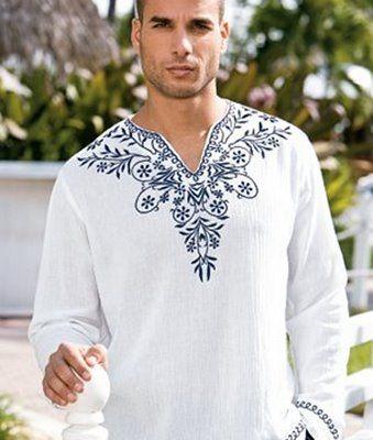 men morracan tunic | Moroccan Tunic , $49.99