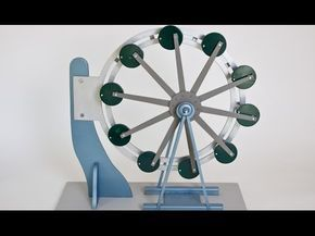 perpetual motion machines - would make interesting toys for inquisitive children.  And best of all...no batteries!