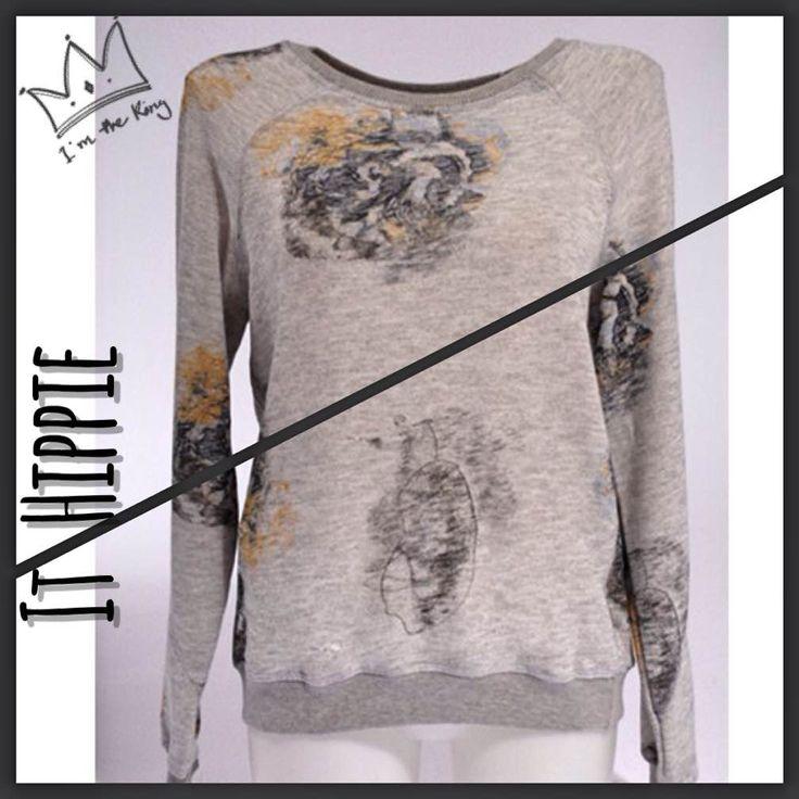 Pull It Hippie soldé à 14,50€ chez  rosalie-shop.com  #RosalieShop #Solde #ItHippie #Pull #Mode #Femme #Eshop #Boutiqueenligne #Ecommerce #Fashion #Love