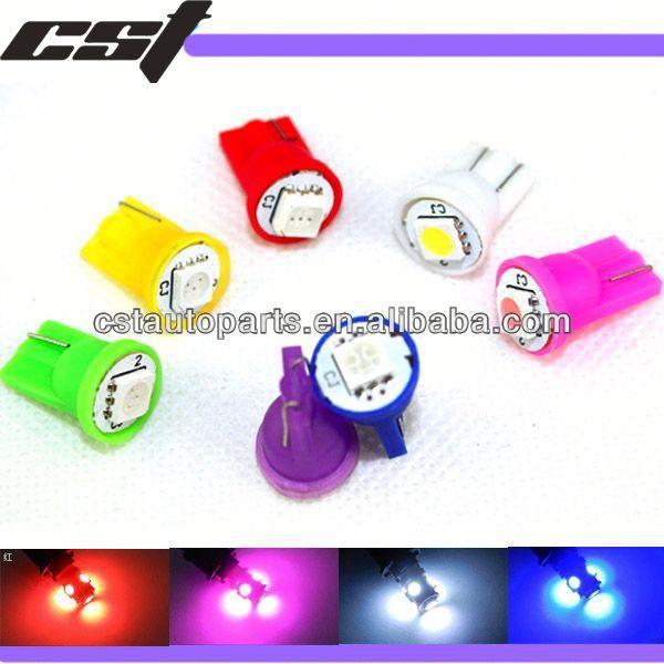 Promotion car led tuning light car led light T10 $0~$5