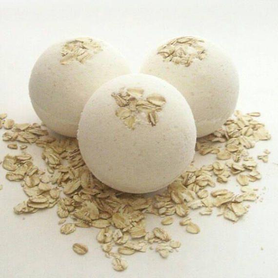 Oatmeal Bath Bomb Making Kit  Make Your Own