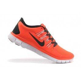 Nike Free 5.0+ Herresko Rød Svart | Nike sko tilbud | billige Nike sko på nett | Nike sko nettbutikk norge | ovostore.com