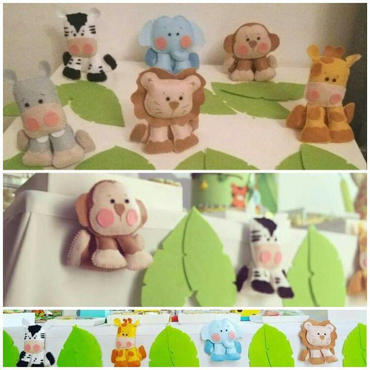 Animali della giungla! #animals #jungle #birthday #babyboy #felt #handmade #fattoamano #instafelt #madeinitaly #creativity #creativemamy #percorsicreativi #handmade #fattoamano #madeinitaly #artigianato #artigianatoitaliano #artigianatosalentino #puglia #salento #nardò #lecce #italy #sognidipannolenci