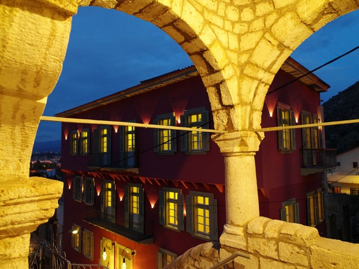 Romantic hotel in Nafplio  Journey through time ...