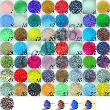 Free Shipping 100pcs swarovski Crystal 4mm 5040# Round Beads