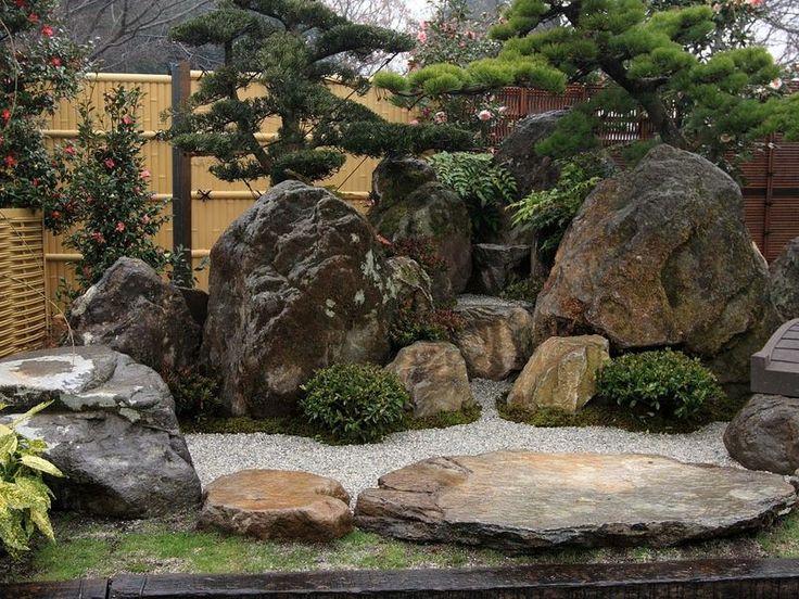 114 besten japanische gartenausschnitte anlagen bilder auf pinterest japan garten - Japanische gartenpflanzen ...