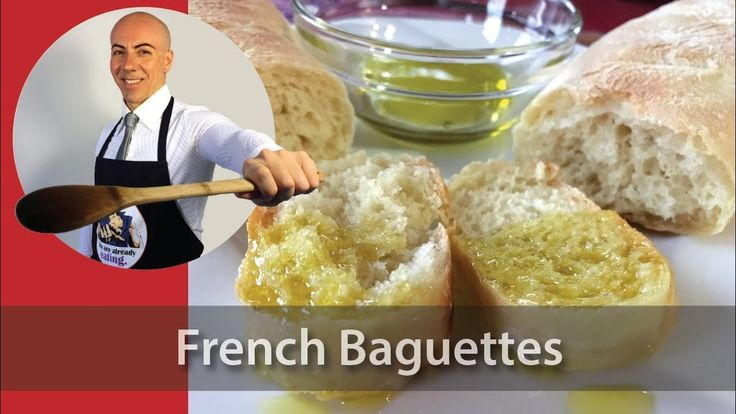 KitchenAid Bread Recipes: How to Make Baguette Bread at Home