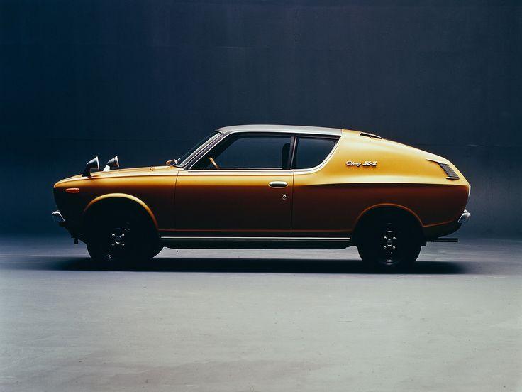 1971 Datsun Cherry X-1