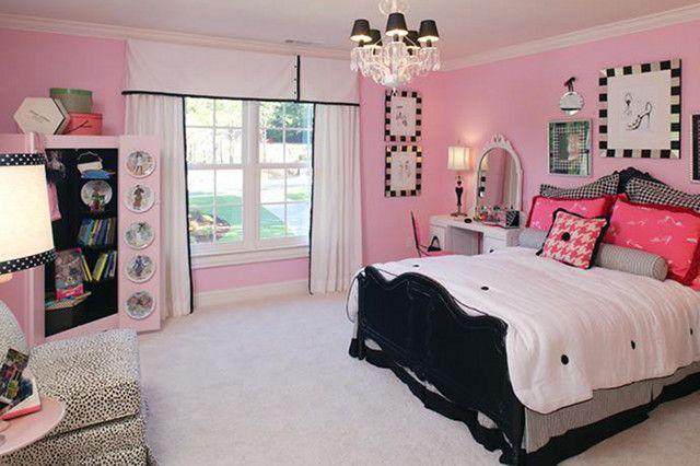 комната в романтическом стиле