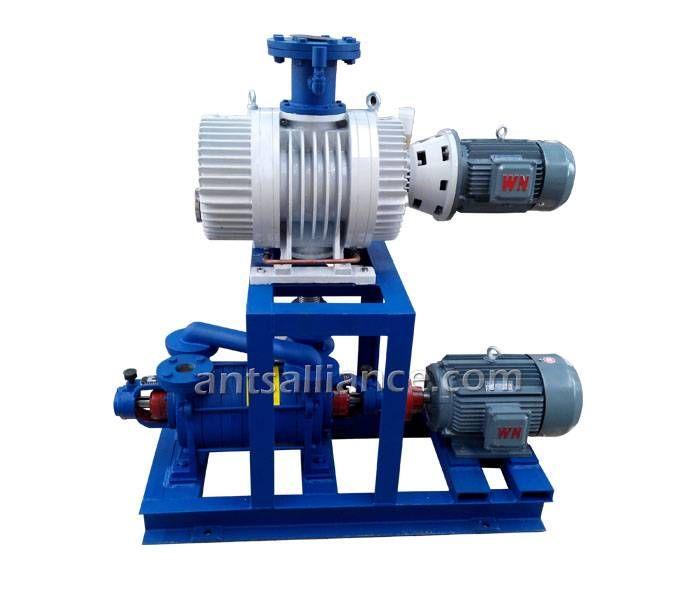 Common Types Of Vacuum Pumps In Vacuum Distillation