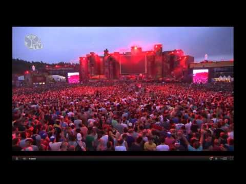 Skrillex in Tomorrowland 2012 (Full)