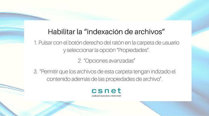 #CSnet #Consejo