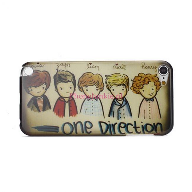 One Direction iPod Touch 5 hoesjes / cases ! Geen Verzendkosten! -