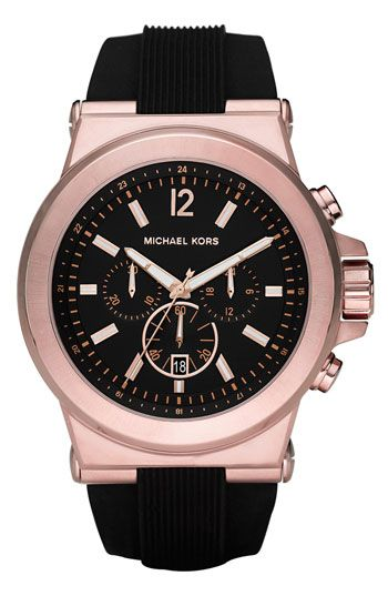 Michael Kors Chronograph Watch available at #Nordstrom $225.00 Item #310858 handbags, fashion bags