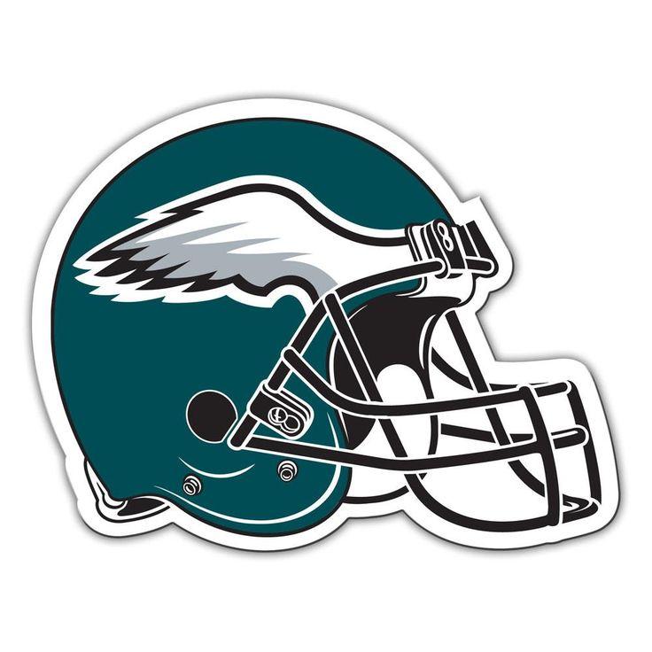 Philadelphia Eagles Football Helmet Magnet