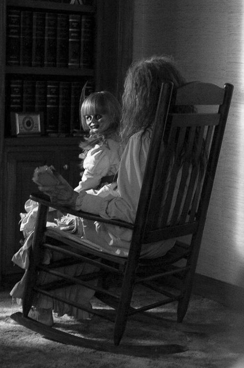 """Annabelle in """"The Conjuring"""""""