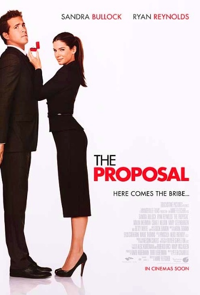 My favorite movie of all time!!!!!      The Proposal  wedding movie