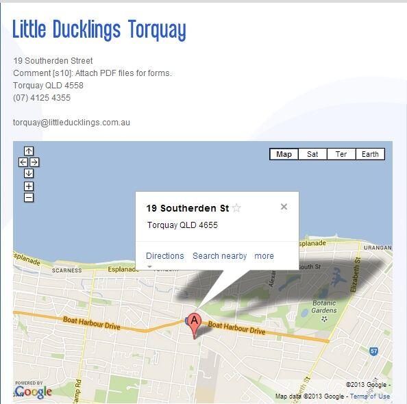 Torquay Centre