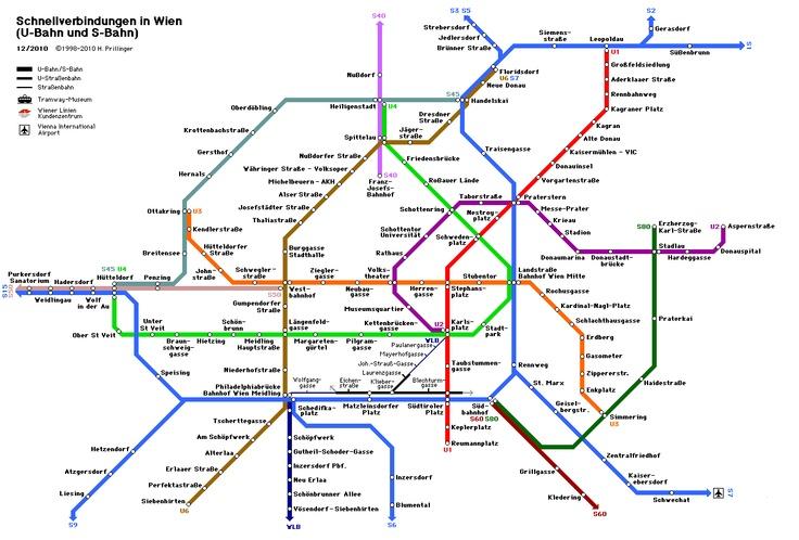 Gotta love Wien Ubahn