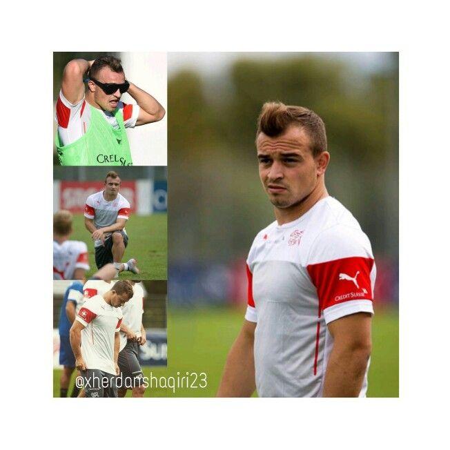 Xherdan Shaqiri ♡ Swiss Football Team ⚽❤