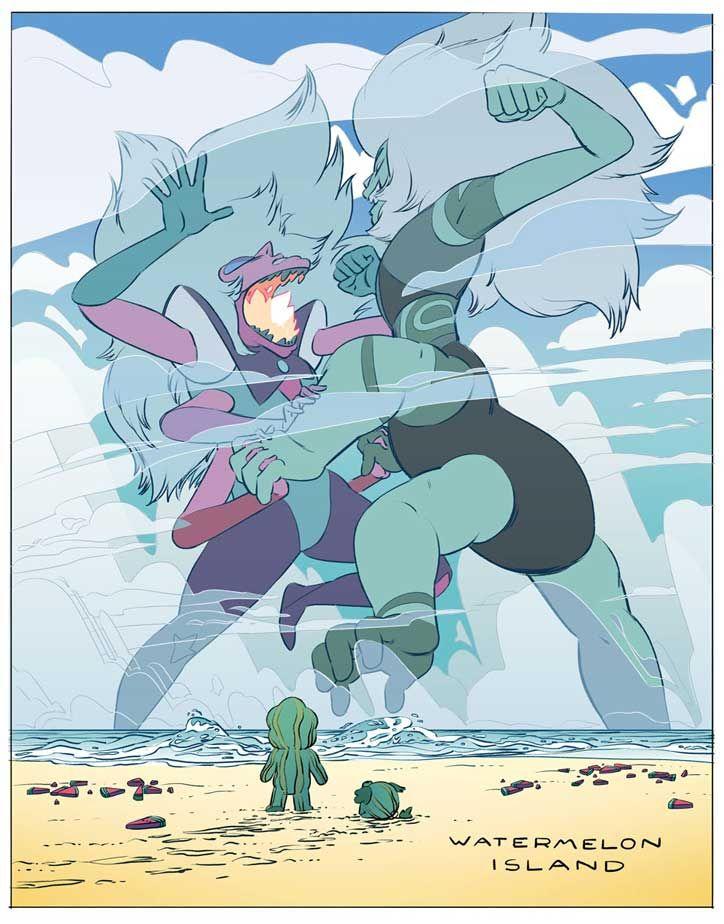 Giant Kaiju battle!!!!!!!