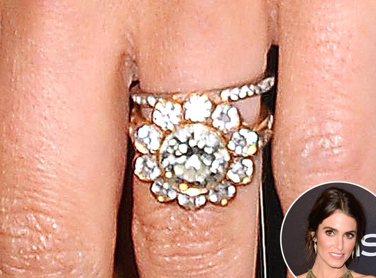 Nikki Reed: Truly Unique Celebrity Engagement Rings