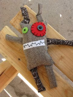 a little of this...: MoNSteR DoLl {AcTIoN FiGuRE}