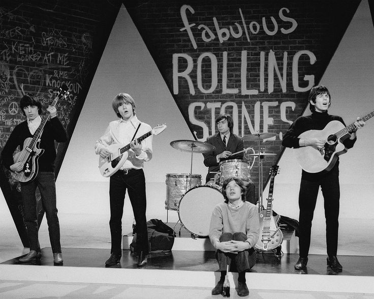80 best ☮ Music ~ Rolling Stones images on Pinterest | Gig ...