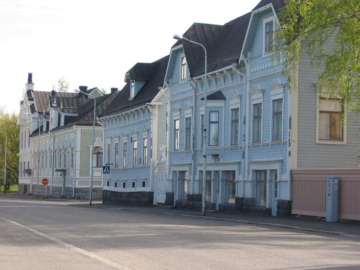 Kauniita taloja