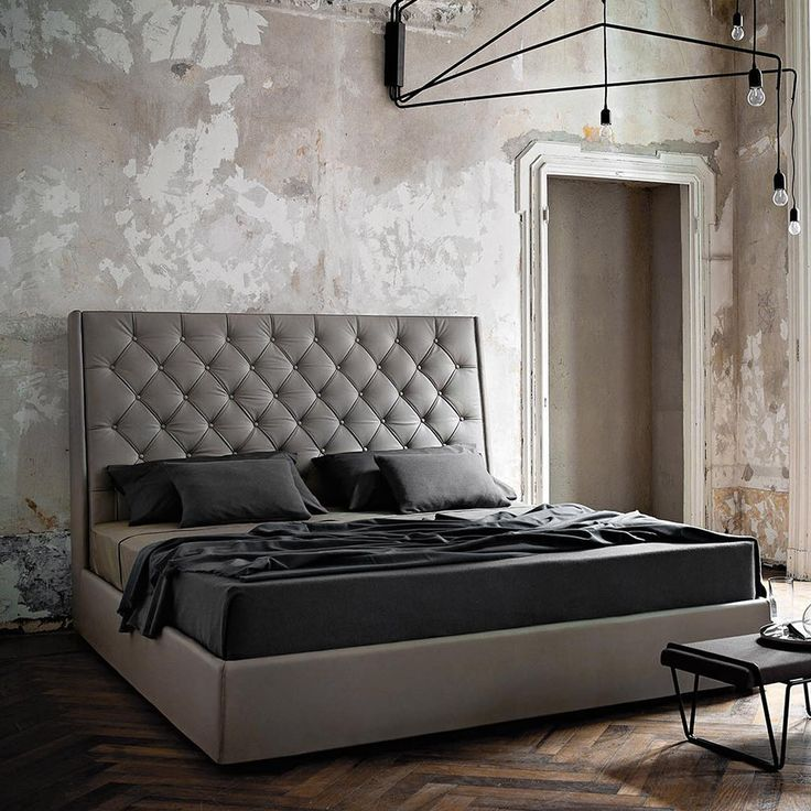 Ivano Redaelli's textile and furniture collections from Pure Interiors.  #privebed #bed #bedroom  #ivanoredaelli #madeinItaly #pureinteriors  #pureconcept