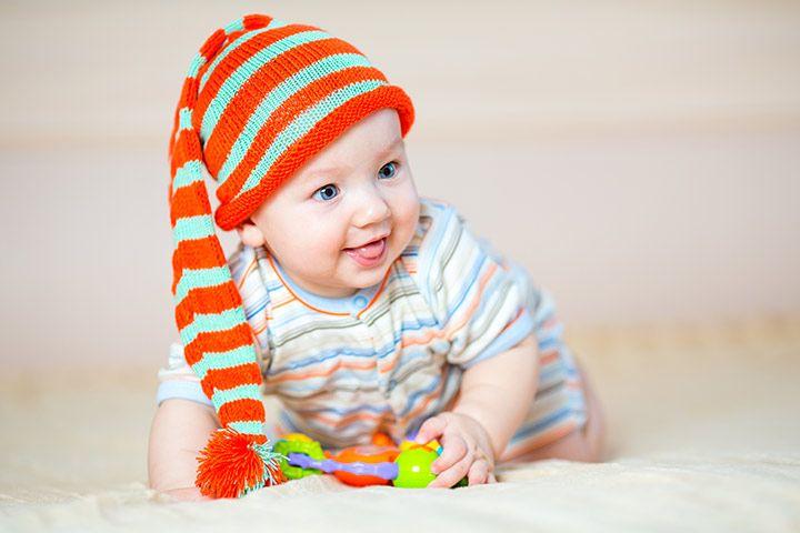 Popular Baby Boy Names