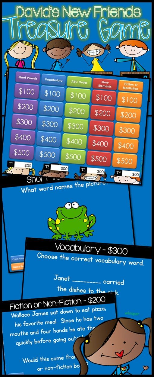 164 best Tiny Toes TpT Store images on Pinterest Game shows - sample jeopardy powerpoint