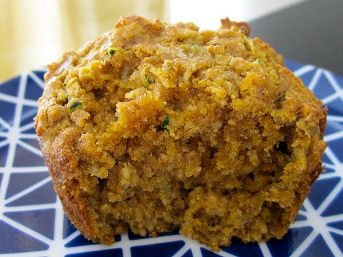 Pumpkin Zucchini Muffins » there're magically delicious :)
