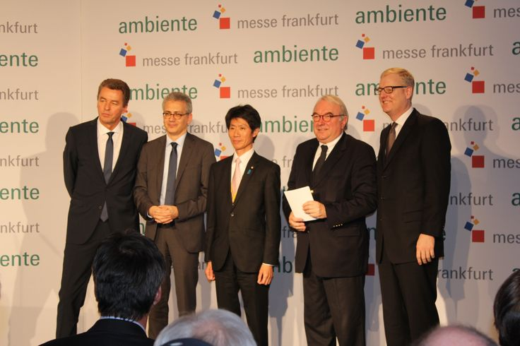 Japan is partner country of Ambiente 2014