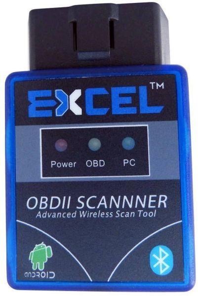 EXCEL V1.5 Super Mini ELM327 OBD2 OBD-II Bluetooth CAN-BUS Auto price, review and buy in UAE, Dubai, Abu Dhabi | Souq.com