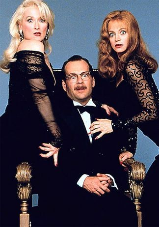 Death Becomes Her (Comedy). I believe there a few movies as underated as this one. I enjoyed every minute of it. I think audiences weren't ready for this kind of movies when it was released. Bruce Willis, Meryl Streep and Goldy Hown are awesome in it.