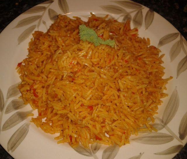 The Vegan Nigerian: JOLLOF RICE