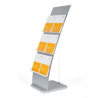 Easy Show Brochure. The future is near with the Easy ShowBrochure Brochure Holder