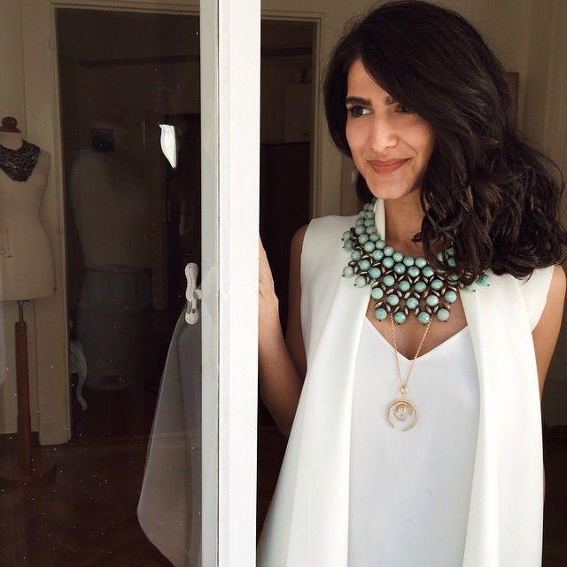 Maria Mastori necklace