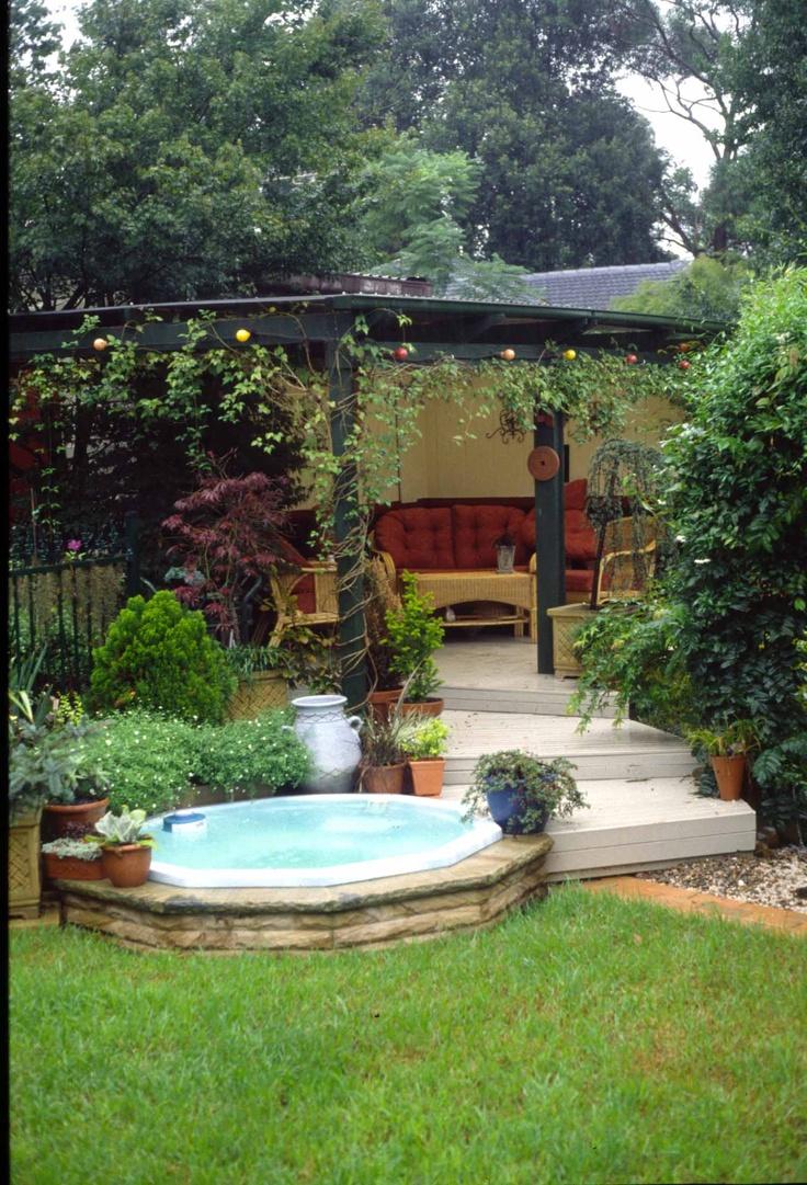 29 best Garden design images on Pinterest | Swimming pools, Yard ...