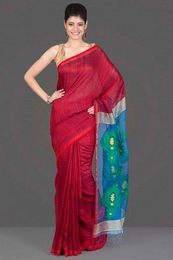 Bengal Handloom and Jamdani Sarees   IndiaInMyBag.com