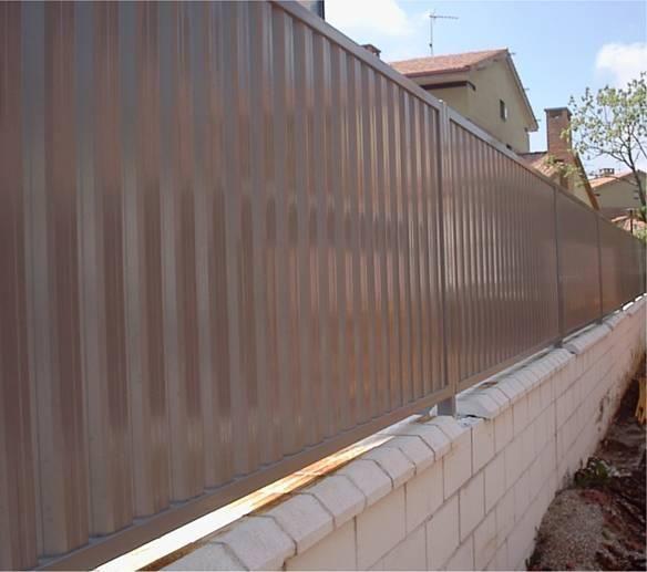 M s de 1000 ideas sobre vallas de jard n en pinterest - Ocultacion vallas jardin ...